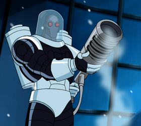 Mr. Freeze BSPE