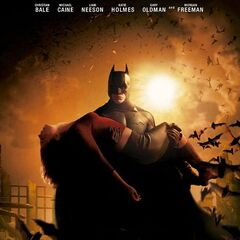 International Batman and Rachel Poster