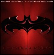 Batman Robin Soundtrack