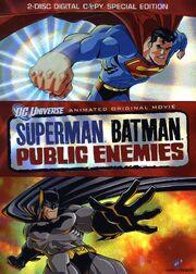 Superman Batmandvd