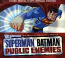 Superman/Batman: Public Enemies Home Video