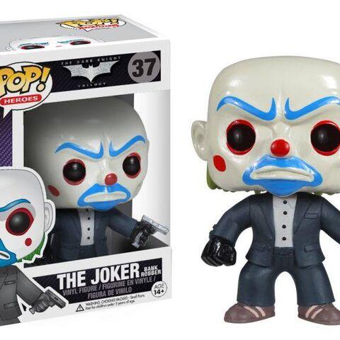 The Joker bank robber