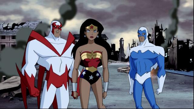 File:Hawk Dove Wonder Woman JLU .png
