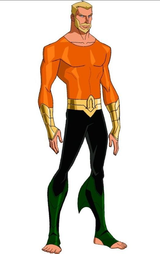 Image Young Justice Aquaman Jpg Dc Movies Wiki