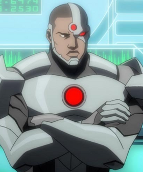 Victor Stone (DC Animated Film Universe) | DC Movies Wiki ...