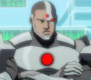 Victor Stone (DC Animated Film Universe)