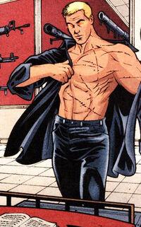Ares human comics