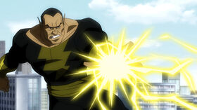 Black Adam - Superman - Shazam