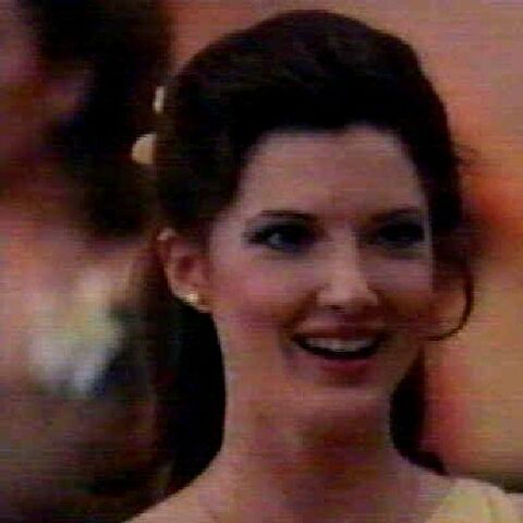 Annette O'Toole as Lana in <i><a href=
