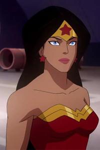 Wonder Woman JLCoTE
