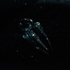 <i>Black Zero</i> arrives in orbit over one of the Kryptonian colony worlds