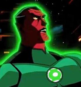 GLEK Sinestro