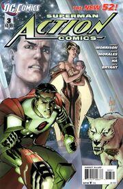 Action Comics Vol 2 3B