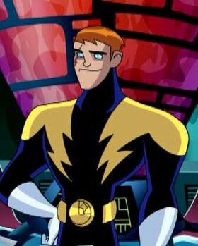 Lightning Lad (Legion of Superheroes)