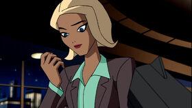 Mercy Graves (Superman Doomsday)