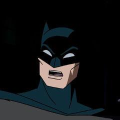 Batman's second costume.