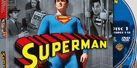 Atom Man vs. Superman Home Video