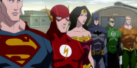 Justice League (Justice League: The Flashpoint Paradox)