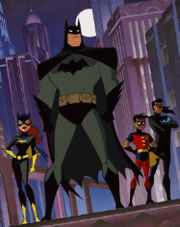 Bat-Family (Batman 2)