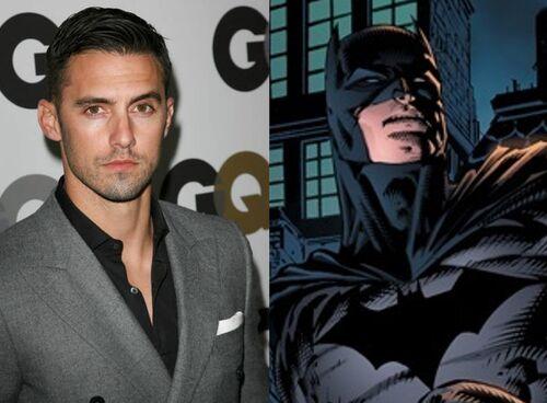 Milo Ventimiglia Batman