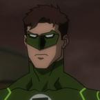 Green Lantern DCAFU portal