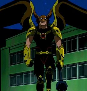 Hawkman (Young Justice)