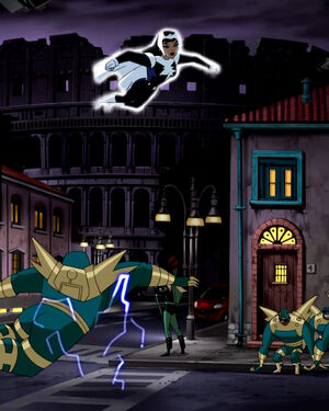 Italy (Justice League Unlimited)