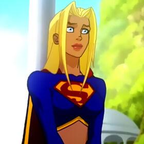 Supergirl Superman Batman Apokolips