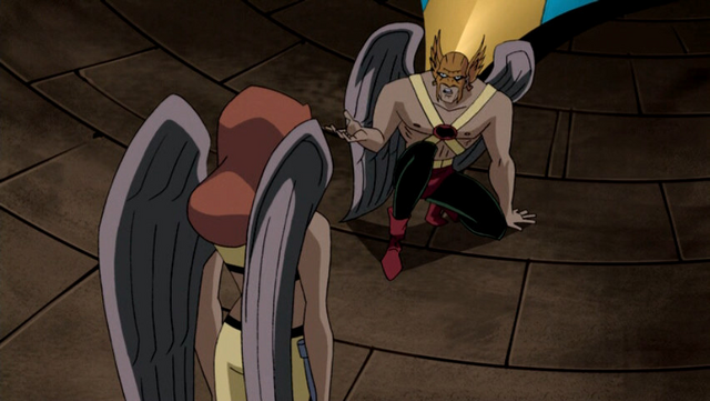 File:Hawkman & Hawkgirl JLU 1.png