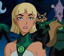 Arisia Rrab (Green Lantern: First Flight)