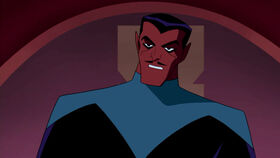 Sinestro (Justice League Unlimited)