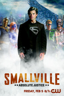 Smallville - Absolute Justice