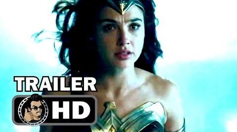 WONDER WOMAN Official Trailer 3 Trailer Teaser 3 (2017) Gal Gadot Superhero Movie HD