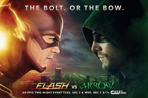 File:TheFlash-vs-Arrowposter.jpg