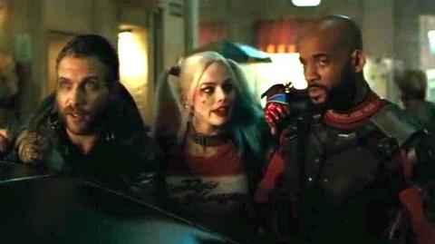 SUICIDE SQUAD Movie Clip - Invaders (2016) Margot Robbie DC Superhero Movie HD
