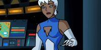 Tora Olafsdotter (DC Animated Universe)