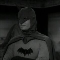 Lewis Wilson as Batman