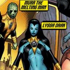<b>Lyssa Drak</b>/Didn't I see you in Avatar?