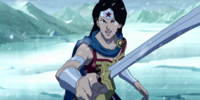 Diana of Themyscira (JLA Adventures)