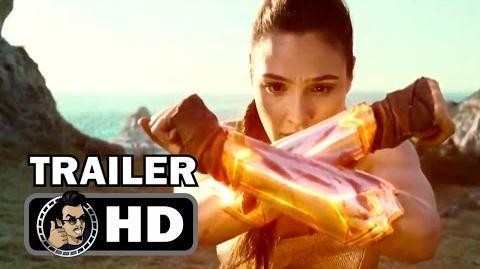 WONDER WOMAN Official Trailer 3 Trailer Teaser (2017) Gal Gadot Superhero Movie HD