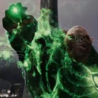 Kilowog in action.