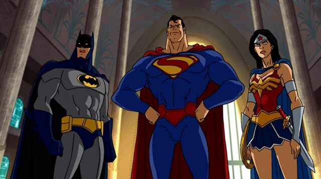 File:Batman, Superman, Wonder Woman JLAAdventures.jpg