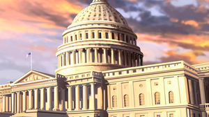 The White House (Young Justice)