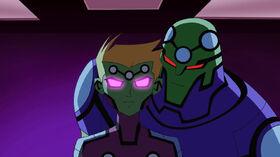 Brainiac and Brainiac 5