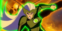 Boodikka (Green Lantern: Emerald Knights)