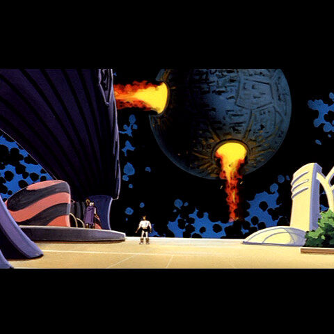 Apokoli[s prepares to attack New Genesis.