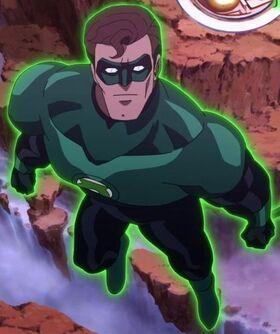GLEK Hal Jordan