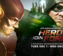The Flash/Arrow: Heroes Join Forces