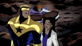 Booster Gold going out with Tracy JLU.png