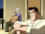 Clark, Martha, and Jonathan (Brainiac Attacks)